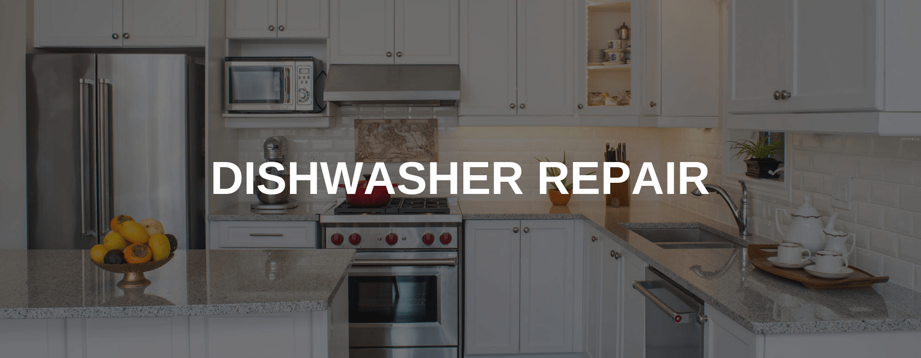dishwasher repair albany