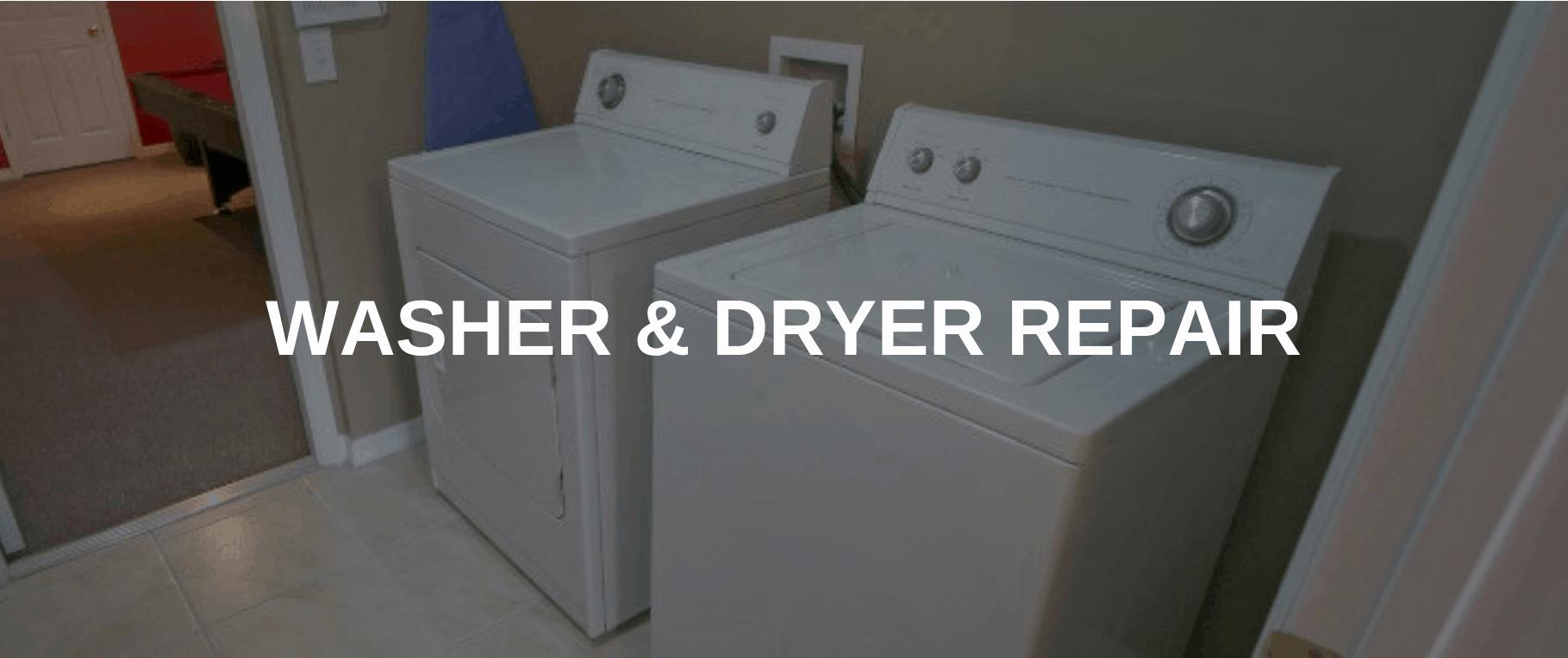 washing machine repair albany
